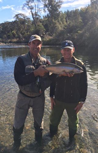 Tongariro River Fishing Guid